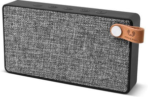 Fresh 'N Rebel Rockbox Slice Bluetooth Speaker Bluetooth Speaker Fresh 'n Rebel Concrete