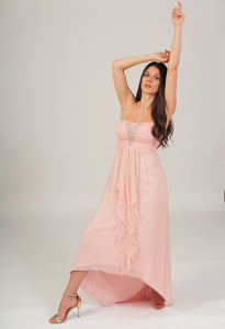 Candy Pink Blush Dress