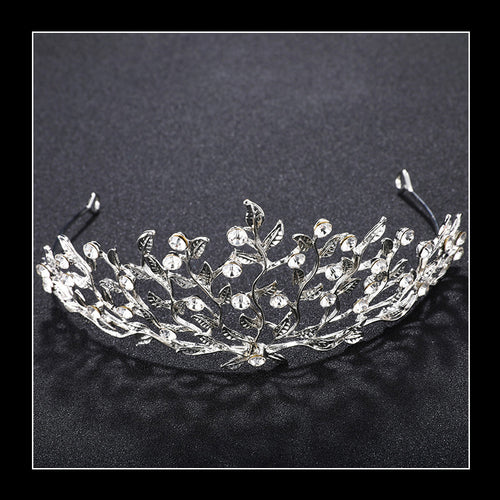 The Eden Silver Leafs Crown