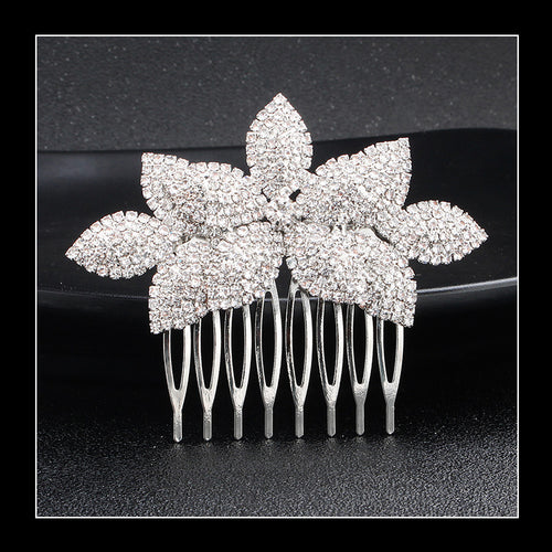 The Nirvana Lotus Hair Comb