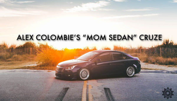 "Alex Colombie's ""Mom Sedan"" Cruze"