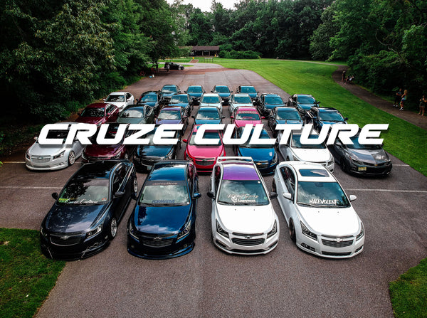 Cruze Culture East Coast Meet Recap