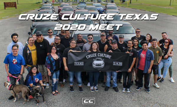 Cruze Culture Texas 2020 Meet Recap