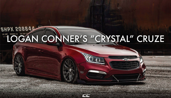 "Logan Conner's ""Crystal"" Cruze"