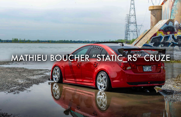 "Mathieu Boucher ""Static_RS"" Cruze"
