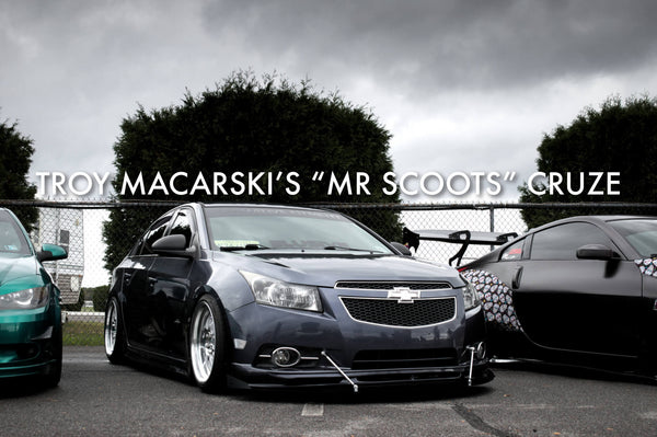 "Troy Macarski's ""Mr Scoots"" Cruze"