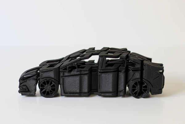 CC 3-D Printed 2nd Gen Sedan Cruze