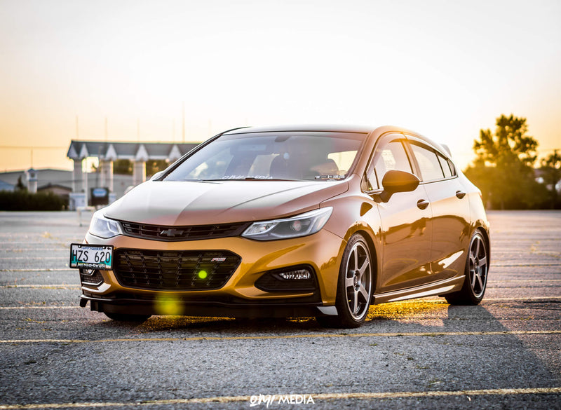 16-19 Chevrolet Cruze Godspeed Project Mono-SS Coilovers