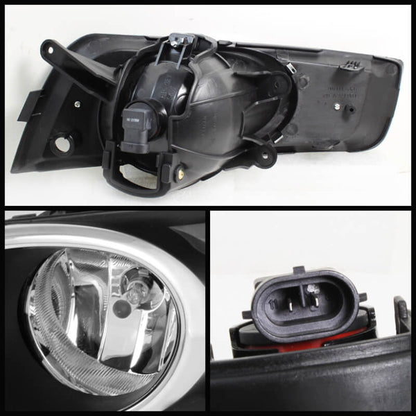 11-14 Chevrolet Cruze Spyder OEM Fog Lights w/Switch - Clear