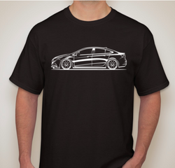2nd Gen Sedan #SideviewSaturday Shirt