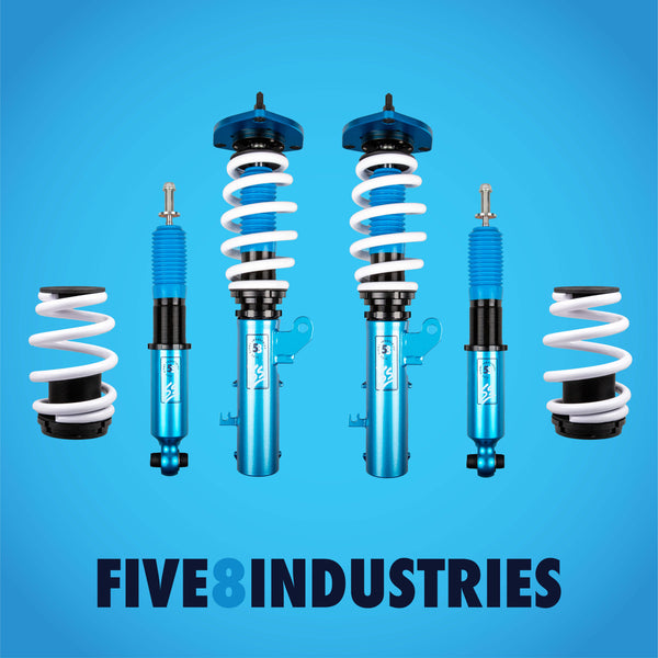 16-19 Chevrolet Cruze Five8 Industries Coilovers