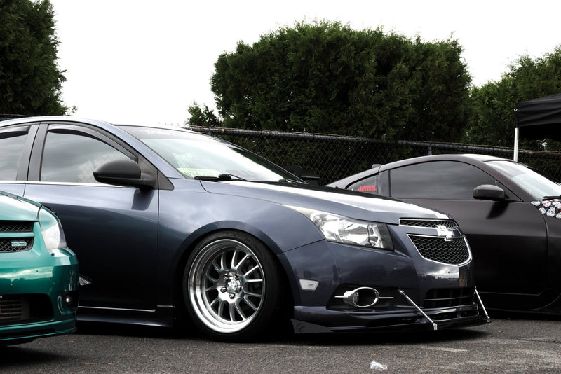 11-16 Chevrolet Cruze BC Racing BR Series Coilovers