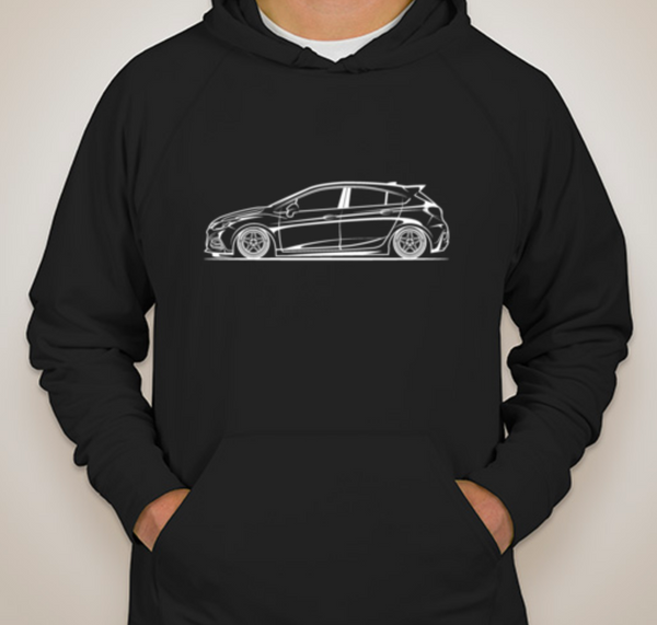 2nd Gen Hatch #SideviewSaturday Hoodie