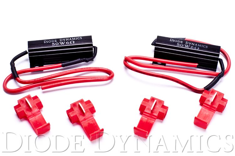LED Resistor Kit (pair)