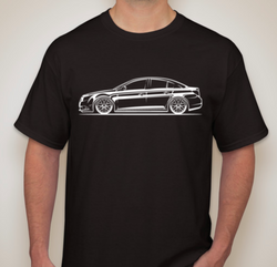 1st Gen Sedan #SideviewSaturday Shirt