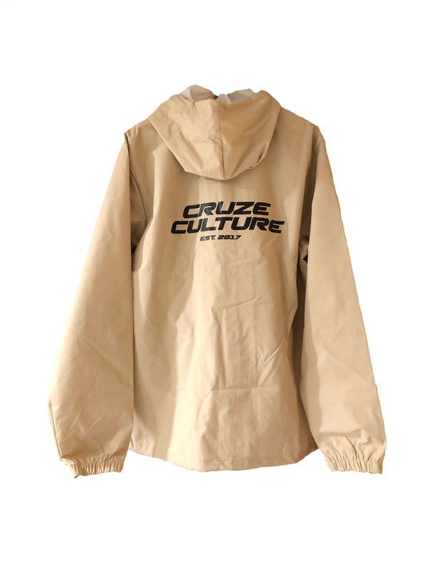 Cruze Culture Classic Windbreaker