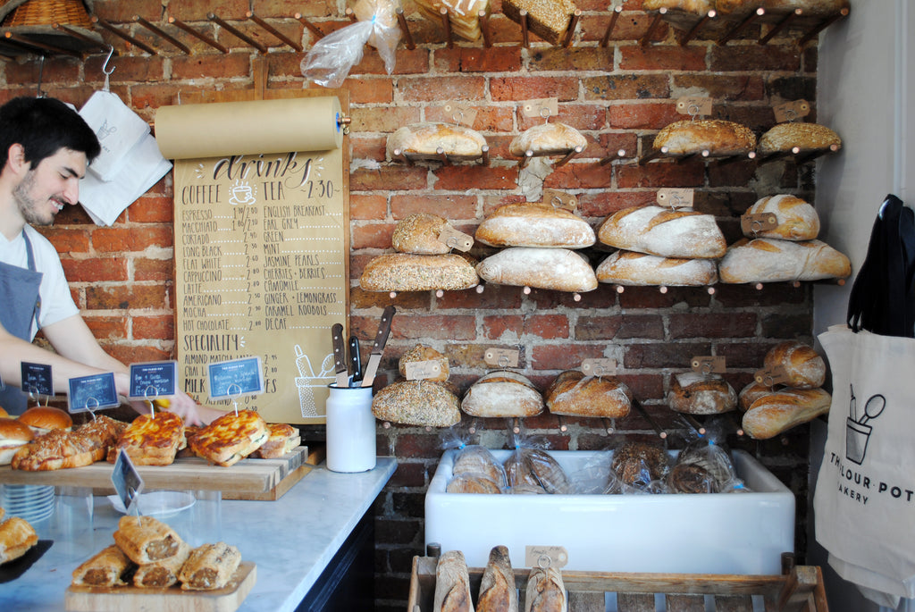 Flour Pot Bakery, Brighton