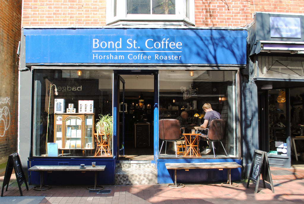 Bond Street Coffee, Brighton