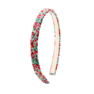 LIBERTY Print Thin Alice Band