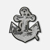 Sequin Anchor Patch
