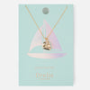 Boat Ditsy Charm Necklace