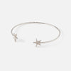 Starfish Open Bangle