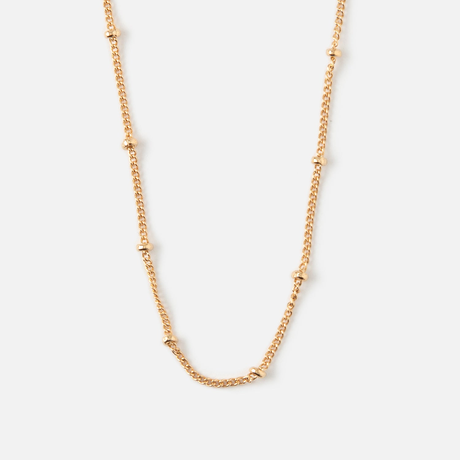 Edit Satellite Necklace Chain