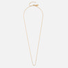 Edit Fine Trace Necklace Chain