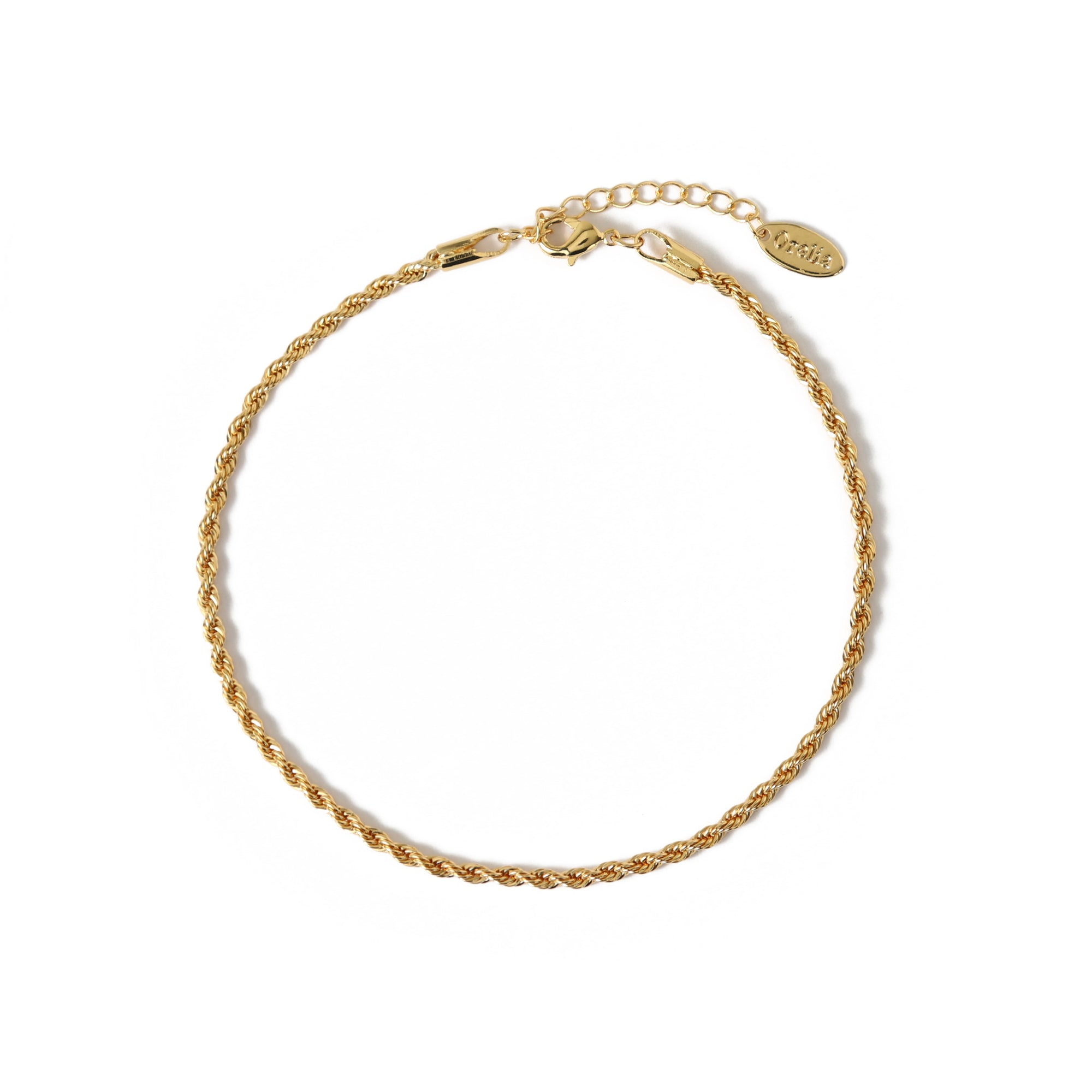 Rope Chain Anklet