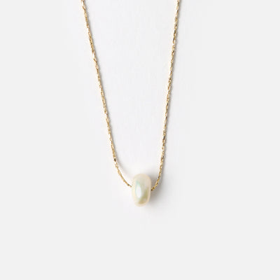 Fine Pearl Collar Necklace