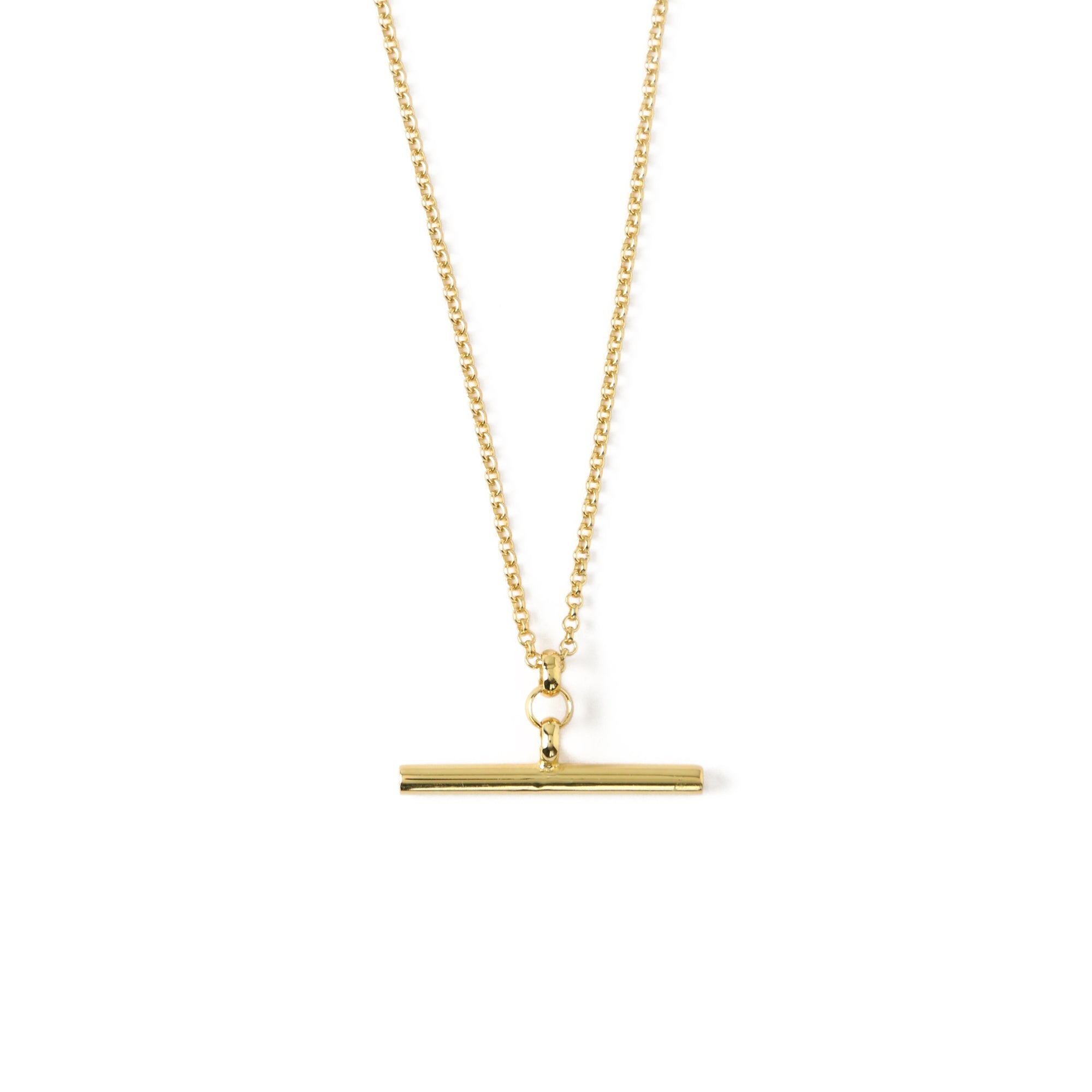 LUXE Chunky T-Bar Necklace