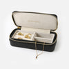 Stackers Medium Travel Jewellery Box - Black