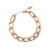 Chunky Chain Bracelet - Rose Gold
