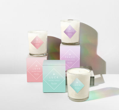 Love Boxed Candle