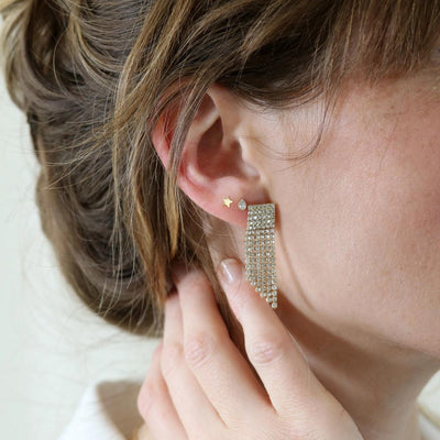 Waterfall Ear Party Trio Set