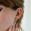 Pave Chain Ear Cuff