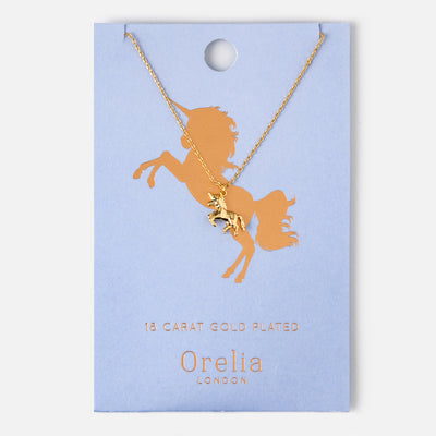 Lucky Unicorn Ditsy Necklace