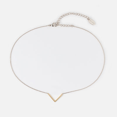 Mixed Plate Clean V Choker