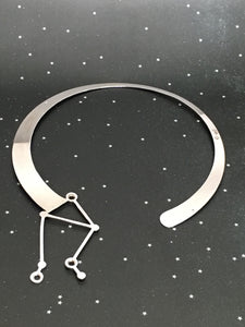 Shooting Star 'LIBRA' Statement Necklace - Riddhika Jesrani
