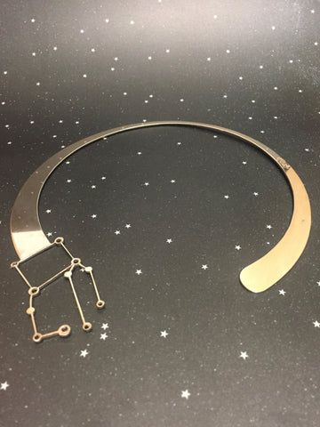 Shooting Star 'PEGASUS' Statement Necklace - Riddhika Jesrani