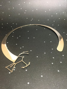 Shooting Star 'ORION' Statement Necklace - Riddhika Jesrani