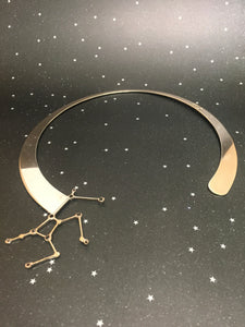 Shooting Star 'HERCULES' Statement Necklace - Riddhika Jesrani