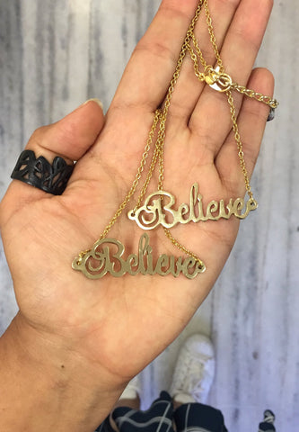 Believe Chain