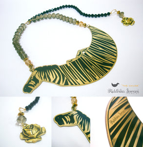 Animal Love 'The Chunk' Necklace - Riddhika Jesrani