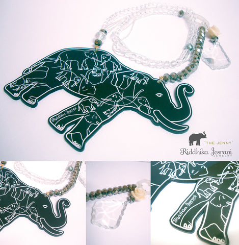 Animal Love 'The Jenny' Necklace - Riddhika Jesrani