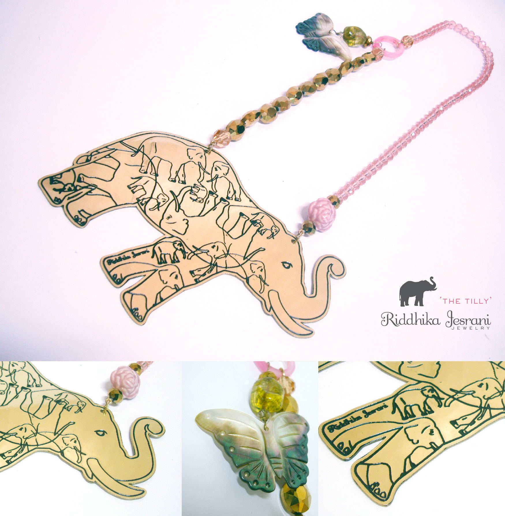 Animal Love 'The Tilly' Necklace - Riddhika Jesrani