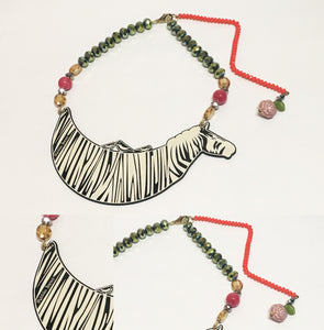 Animal Love 'The Horsey' Necklace
