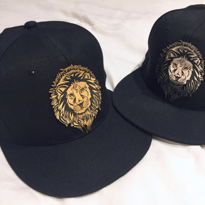 Fierce Lion Cap