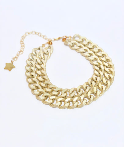 Statement Chunky Gold Chain