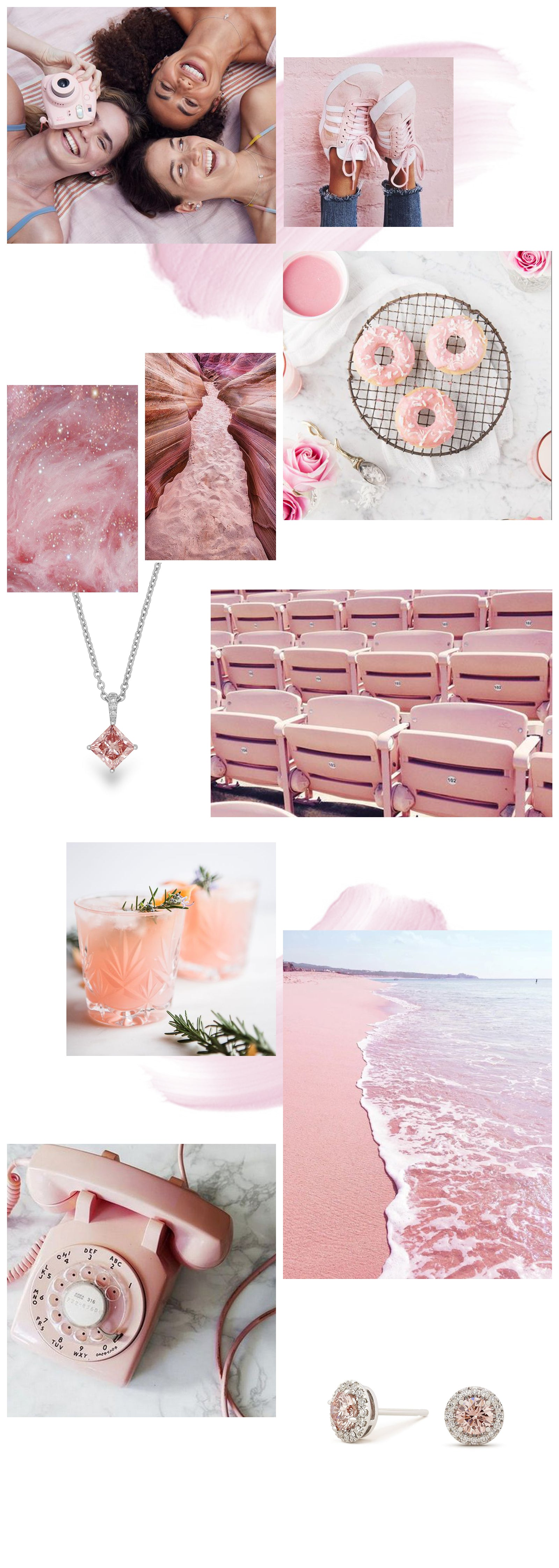 Lightbox Loves: Blush Pink Moodboard